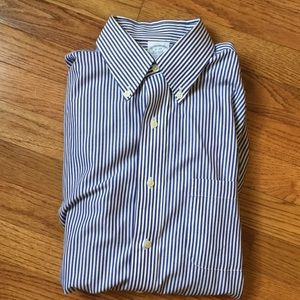 Brooks Brothers Slim Fit Button Down Shirt